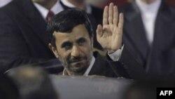 Махмуд Ахмадінеджада