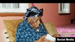 ویولت براون، مسن ترین انسان دنیا