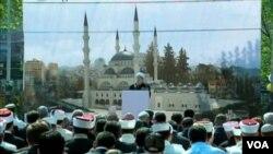 Xhamia Tirane