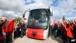 Albania Soccer Euro 2016