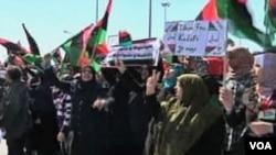 Pobunjenici u Libiji ne odustaju od zahtijeva za odlaskom Gadhafija