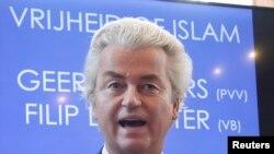 Sîyasetvanê Hollandî Geert Wilders