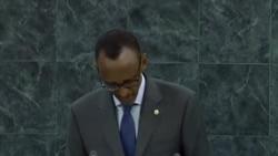 Allocution du President Paul Kagame du Rwanda