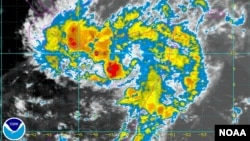 Tropical Cyclone 03A, Nov. 11, 2013.