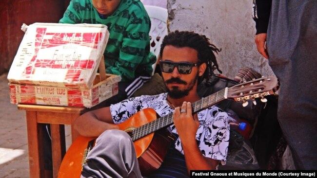 Le Festival Gnaoua et musiques du monde d'Essaouira, au Maroc, 30 juin 2017. (Facebook/Festival Gnaoua et Musiques du Monde)