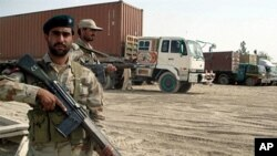 حملات تازۀ تندروان در شمالغرب پاکستان