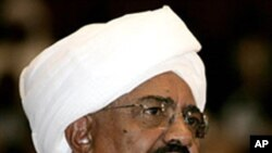 Le président Omar el-Béchir