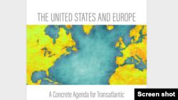"""参议院外委会发布""""美国与欧洲:跨大西洋合作应对中国问题具体计划""""报告。"""