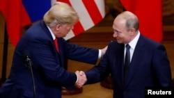 Трамп та Путін у Гельсінкі, Фінляндія