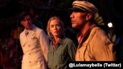 فلم 'جنگل کروز' کو 30 جولائی کو امریکہ میں ریلیز کیا گیا تھا۔
