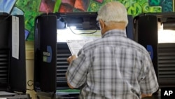 Rano glasanje na izborima na Floridi