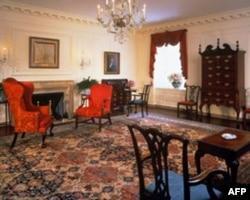 白宫地图室(资料)