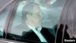 Sergey Lavrov, wezîrê derve yê Rûsya
