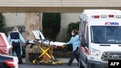 VIện dưỡng lão Life Care Center Kirkland, bang Washington, nơi ghi nhận hai ca tử vong vì bệnh Covid-19