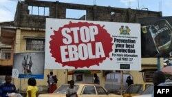 Ebola đã làm hơn 3.000 người thiệt mạng tại Sierra Leone.