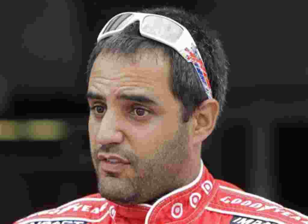 A diferencia de algunos conductores independientes afectados por la recesión, Juan Pablo Montoya ha estado bajo contrato por varios años.