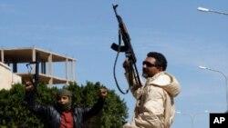 Martida Makarafoonka: Saameynta Amni ee Libya