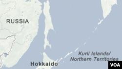 俄羅斯一直佔據了南千島群島,也就是日本所稱的北方四島。