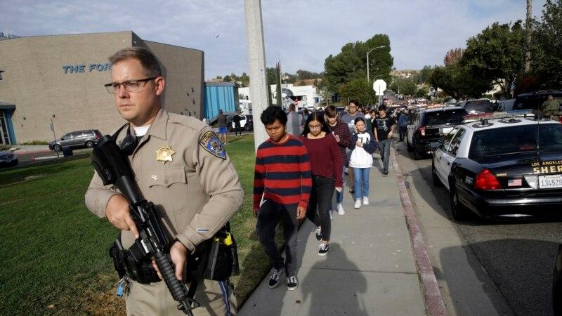 Подозреваемый в стрельбе в калифорнийской школе скончался photo