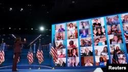 2020年民主党全国党代表大会第3天(2020年8月19日)