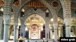 St. Giragos Armenian Church, Diyarbakır
