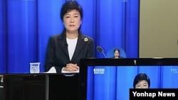 4일 진행된 한국 대선 후보들의 TV토론.