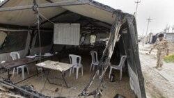 ايران، عراق و صليب سرخ به سرنوشت مجاهدين اردوگاه اشرف رسيدگی می کنند