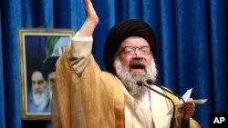 Babban Limami Ahmad Khatami ya kira Iran ta kafa nata kafofin sadarwa saboda wai na kasashen waje ne suka haddasa rikicin da kasar ta fada ciki