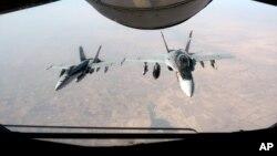 """La operación se realizó en Irak y Siria, con la ayuda de otras """"naciones aliadas""""."""