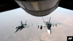 Anti-ISIL Coalition's Strategy Is Working