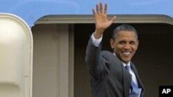 Президент США Барак Обама отправляется в отпуск на остров Мартас-Винъярд (архивное фото)