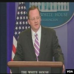 Robert Gibbs, glasnogovornik Bijele kuće