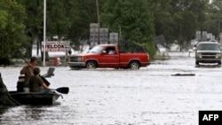 В долине реки Теннеси, 5 сентября 2011