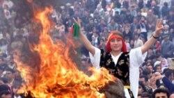 برگزاری جشن جهانی نوروز در میان اقوام مختلف ایرانی