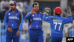Afghanistan Cricket team in uae