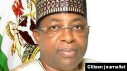 Gwamnan Bauchi Barrister M. A.Abubakar