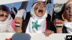 شام: حکومت مخالفین کی پکڑ دھکڑ جاری