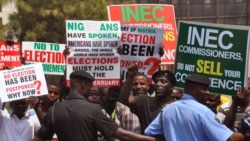 Further Delay Unacceptable in Nigerian Elections