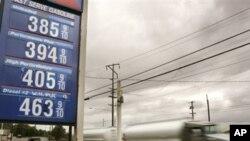 原油價格不斷攀升。