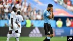 د یوروگوای او بارسلونا د مخکښ لوبغاړي پاته راتلل