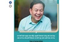 Ông Lê Đăng Dũng, quyền Chủ tịch kiêm Tổng Giám đốc tập đoàn Viettel