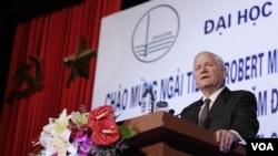 El secretario de Defensa, Robert Gates, agregó una escala en Corea del Sur durante su próximo viaje a Asia.