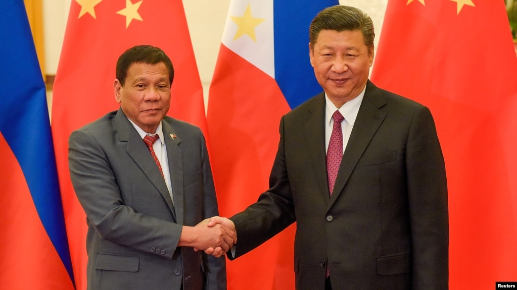 Chinese President to Visit Philippines, Talk Infrastructure