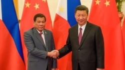 菲律賓稱不會終止與美國黑名單上中國公司的基建項目