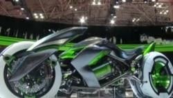 Motocicleta del futuro