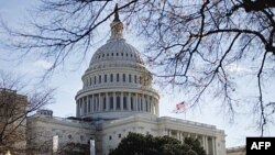 Gedung Capitol di Washington DC (Foto: dok)