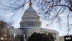 Para anggota DPR AS menolak RUU pertanian karena tidak setuju soal pemotongan kupon makanan (foto: dok).