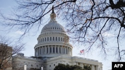 Gedung DPR Amerika, Capitol Hill di Washington DC (Foto: dok).