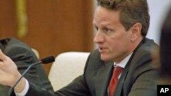 Timothy Geithner, secrétaire américain au trésor