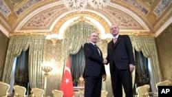 Takimi Putin-Erdogan më 8 prill 2019 në Moskë